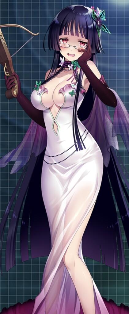 偽りのアリスのマイヤ全体画像