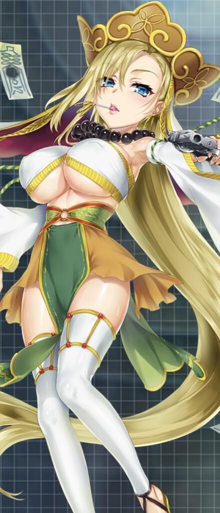 偽りのアリスの玄奘三蔵全体画像